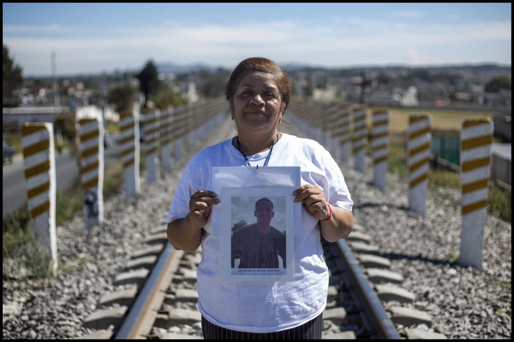 Disobeying borders: Central American mothers looking for their lost kids