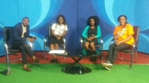 Youth discussion on gender based violence